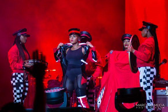 Janelle Monáe at Super Bock Super Rock 2019